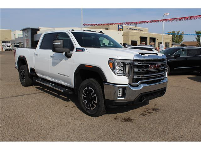 2020 GMC Sierra 2500HD SLE (Stk: 182708) in Medicine Hat - Image 1 of 25