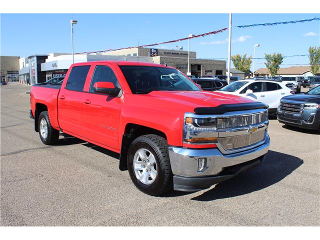 2018 Chevrolet Silverado 1500  (Stk: 162403) in Medicine Hat - Image 1 of 24