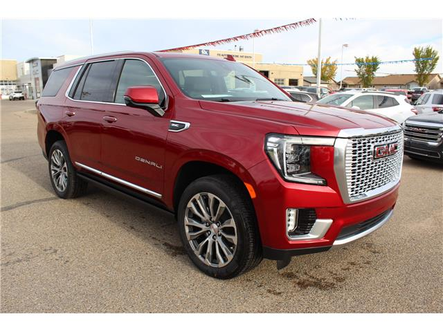 2021 GMC Yukon Denali (Stk: 186344) in Medicine Hat - Image 1 of 31