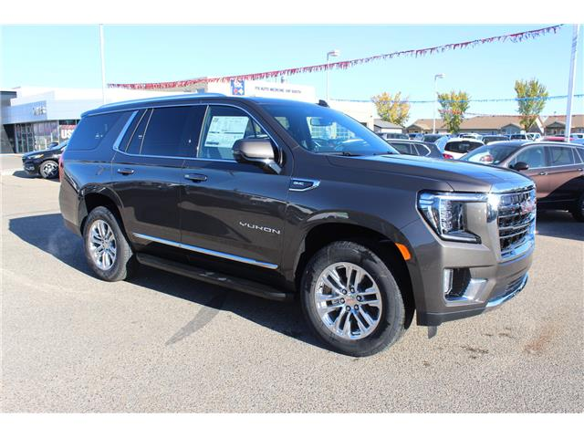 2021 GMC Yukon SLT (Stk: 186628) in Medicine Hat - Image 1 of 31