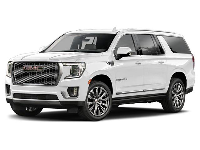 2021 GMC Yukon XL Denali (Stk: 186923) in Medicine Hat - Image 1 of 3