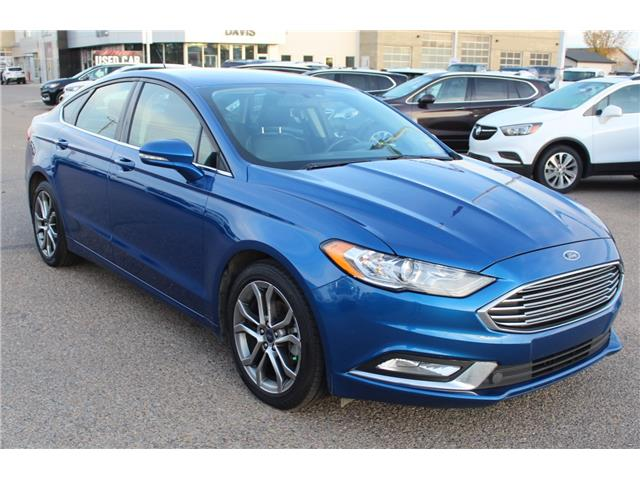 2017 Ford Fusion SE (Stk: 186849) in Medicine Hat - Image 1 of 28