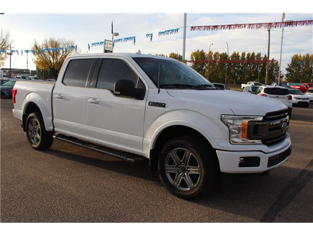 2018 Ford F-150 XLT (Stk: 186883) in Medicine Hat - Image 1 of 24