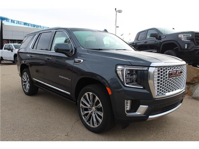 2021 GMC Yukon Denali (Stk: 185105) in Medicine Hat - Image 1 of 26
