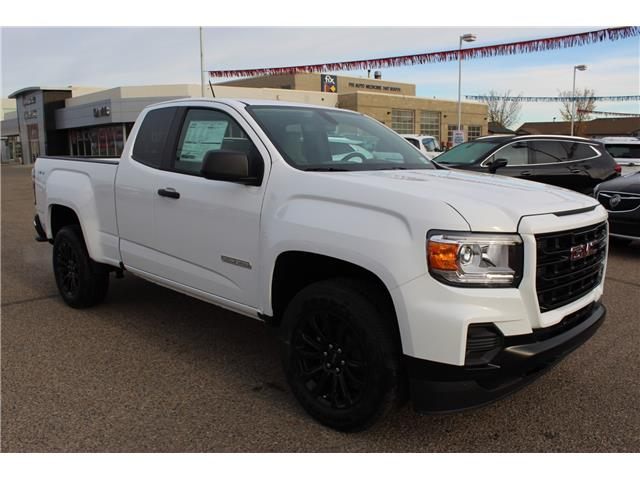 2021 GMC Canyon Elevation Standard (Stk: 186780) in Medicine Hat - Image 1 of 18