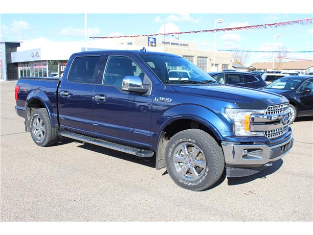 2018 Ford F-150 Lariat (Stk: 187019) in Medicine Hat - Image 1 of 25