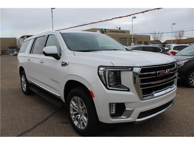2021 GMC Yukon XL SLT (Stk: 186434) in Medicine Hat - Image 1 of 22