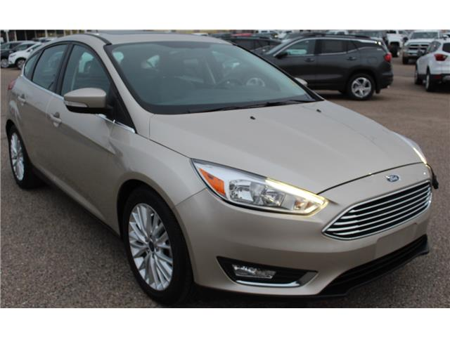 2018 Ford Focus Titanium (Stk: 187140) in Medicine Hat - Image 1 of 20