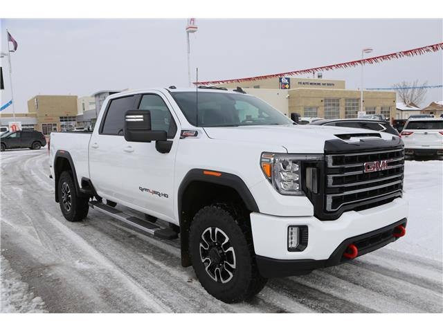 2020 GMC Sierra 2500HD SLE (Stk: 184899) in Medicine Hat - Image 1 of 21