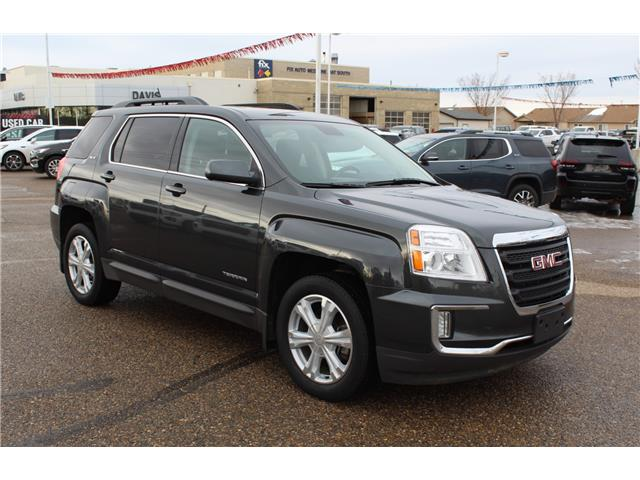 2017 GMC Terrain SLE-2 (Stk: 144853) in Medicine Hat - Image 1 of 27
