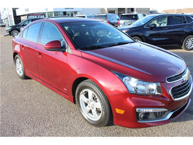 2016 Chevrolet Cruze Limited 1LT (Stk: 187354) in Medicine Hat - Image 1 of 16