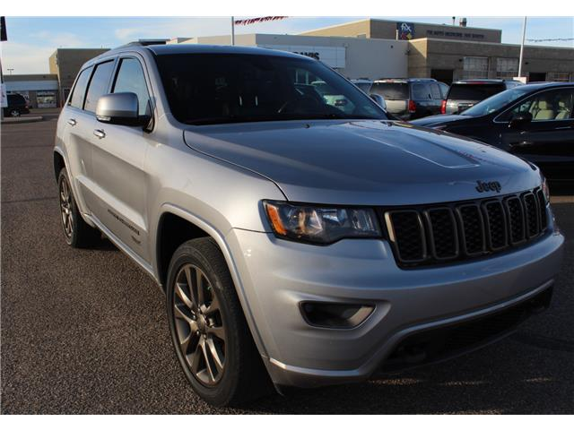 2017 Jeep Grand Cherokee Limited (Stk: 187505) in Medicine Hat - Image 1 of 19