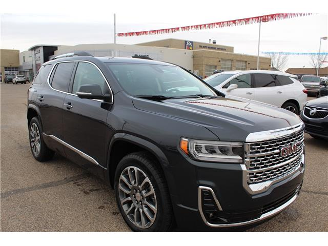 2021 GMC Acadia Denali (Stk: 187008) in Medicine Hat - Image 1 of 24