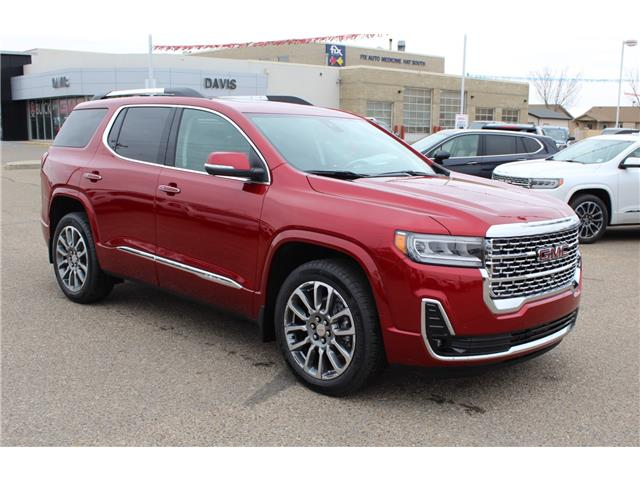 2021 GMC Acadia Denali (Stk: 187084) in Medicine Hat - Image 1 of 32