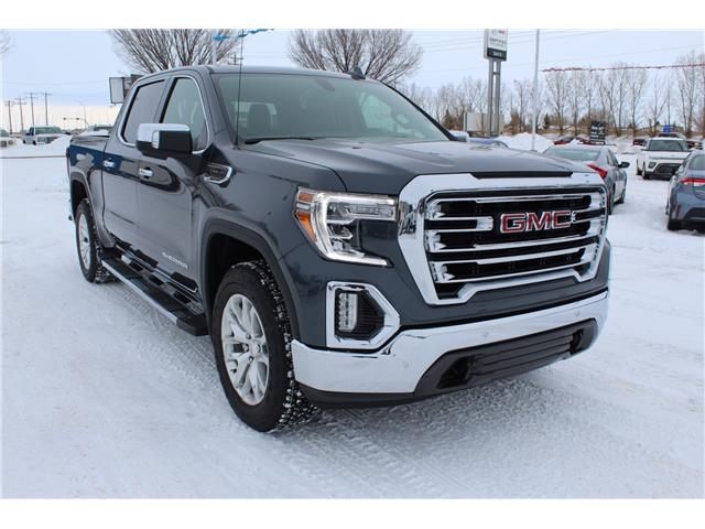 2021 GMC Sierra 1500 SLT (Stk: 187541) in Medicine Hat - Image 1 of 18