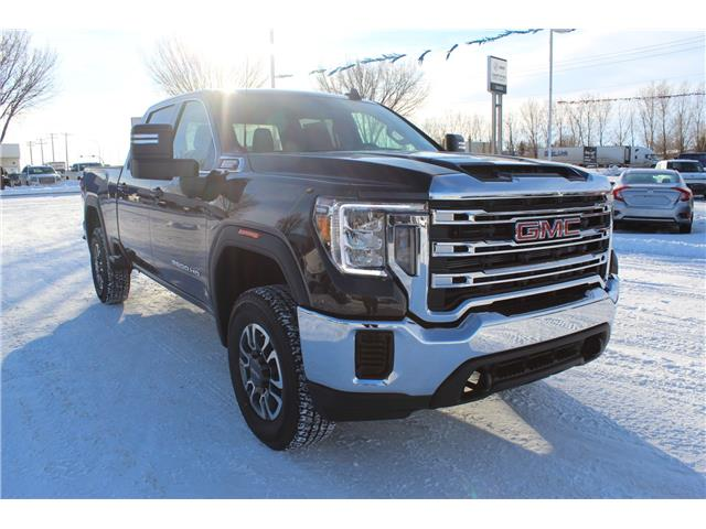 2021 GMC Sierra 3500HD SLE (Stk: 187562) in Medicine Hat - Image 1 of 16