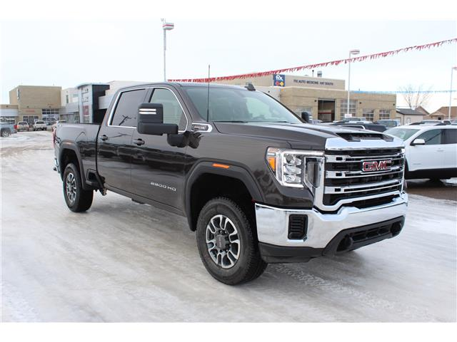 2021 GMC Sierra 2500HD SLE (Stk: 187532) in Medicine Hat - Image 1 of 23