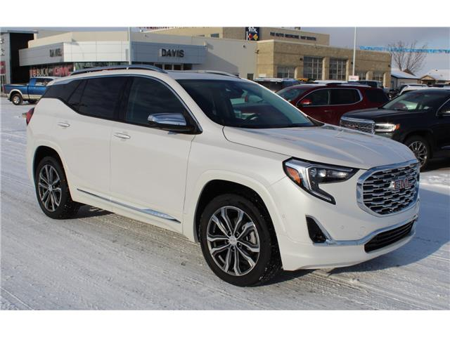 2020 GMC Terrain Denali (Stk: 186212) in Medicine Hat - Image 1 of 30
