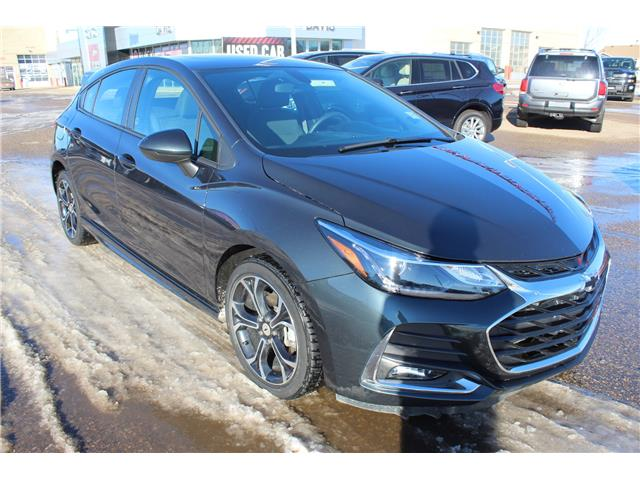 2019 Chevrolet Cruze LT (Stk: 187662) in Medicine Hat - Image 1 of 16