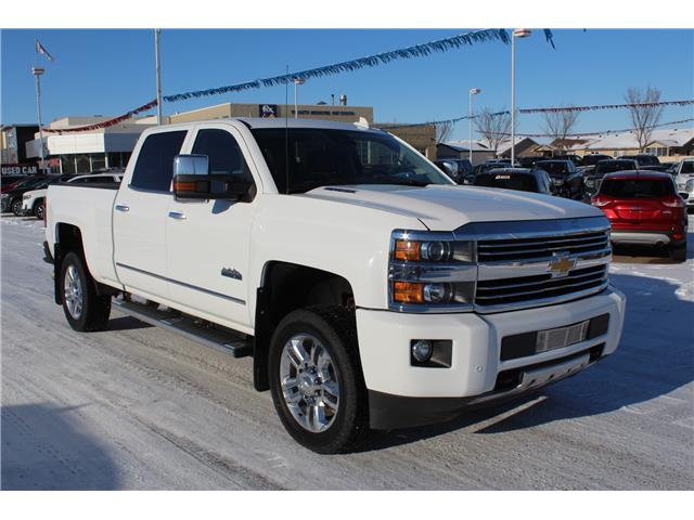 2015 Chevrolet Silverado 2500HD High Country (Stk: 187380) in Medicine Hat - Image 1 of 24