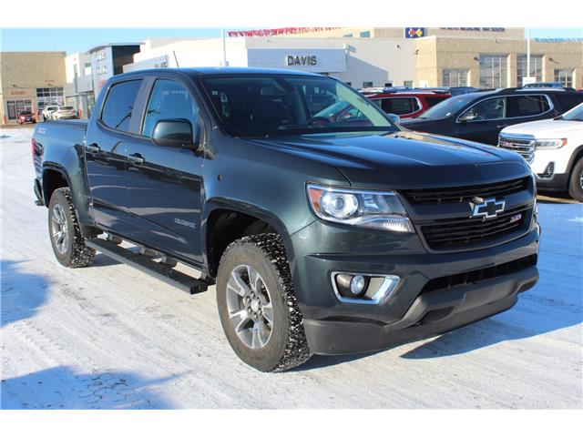2017 Chevrolet Colorado Z71 (Stk: 187685) in Medicine Hat - Image 1 of 24