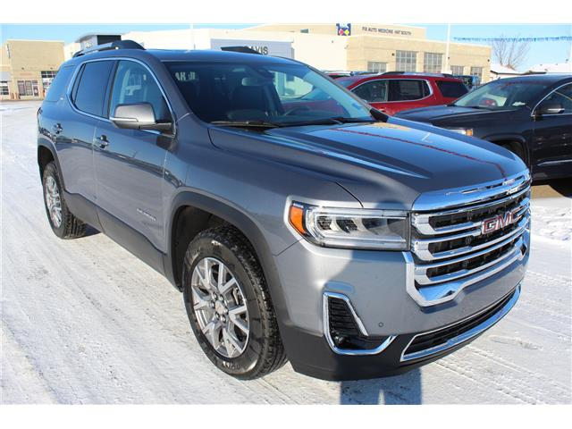 2021 GMC Acadia SLT (Stk: 187721) in Medicine Hat - Image 1 of 21