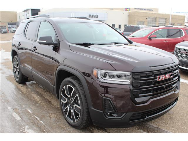 2021 GMC Acadia SLT (Stk: 187339) in Medicine Hat - Image 1 of 19