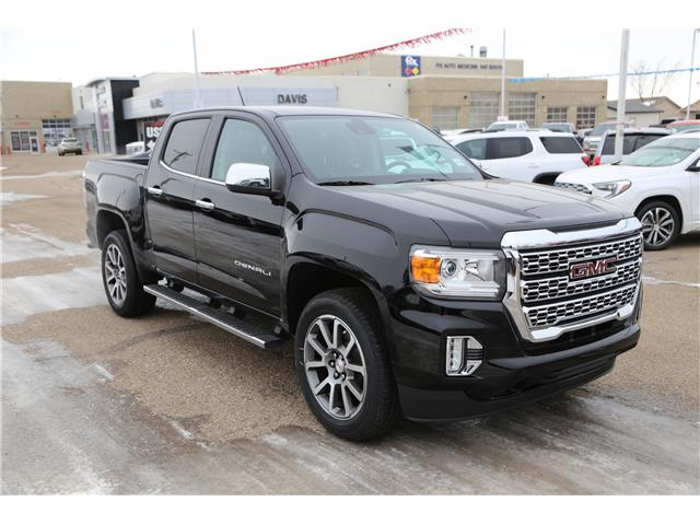 2021 GMC Canyon Denali (Stk: 187995) in Medicine Hat - Image 1 of 22