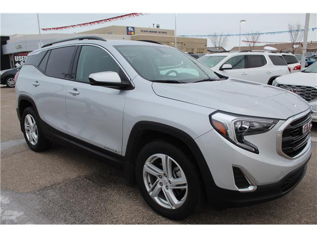 2018 GMC Terrain SLE (Stk: 158645) in Medicine Hat - Image 1 of 20