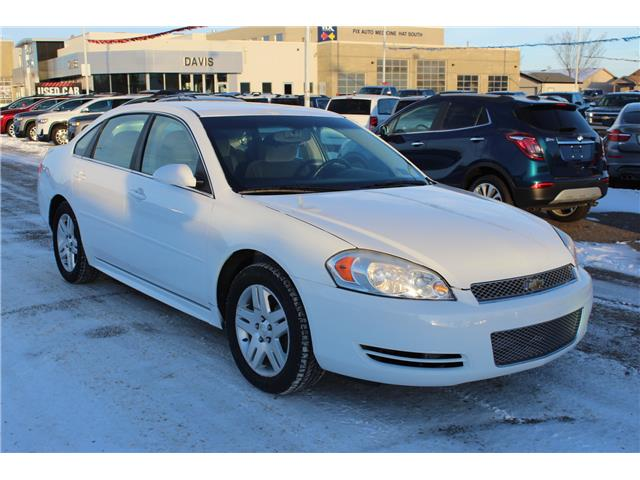 2012 Chevrolet Impala LT (Stk: 188376) in Medicine Hat - Image 1 of 19