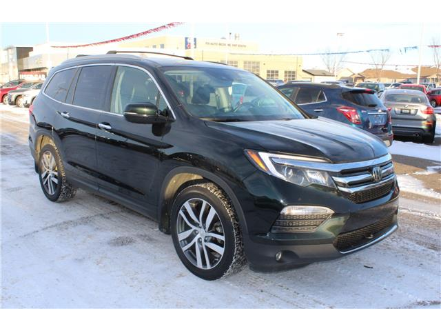 2016 Honda Pilot Touring (Stk: 188348) in Medicine Hat - Image 1 of 20