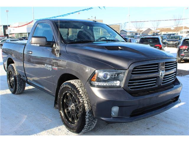 2015 RAM 1500 Sport (Stk: 168947) in Medicine Hat - Image 1 of 16