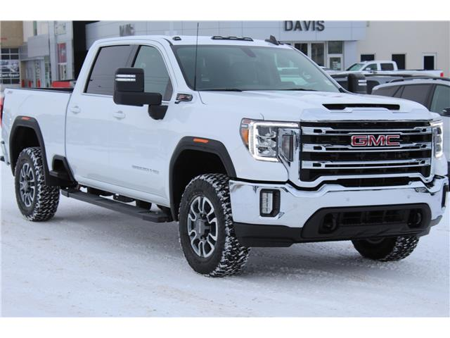 2021 GMC Sierra 2500HD SLE (Stk: 188279) in Medicine Hat - Image 1 of 19
