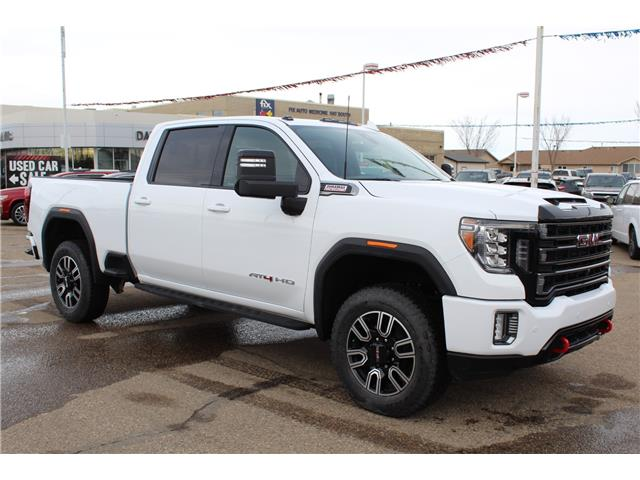 2021 GMC Sierra 3500HD AT4 (Stk: 188630) in Medicine Hat - Image 1 of 21