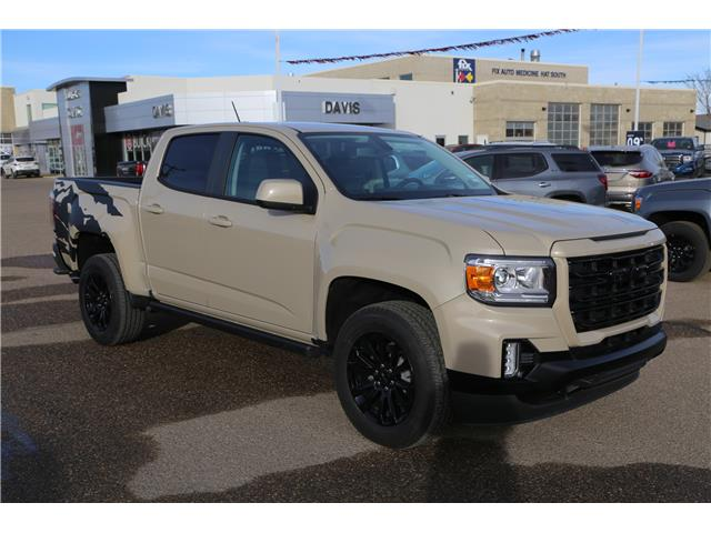 2021 GMC Canyon Elevation (Stk: 187933) in Medicine Hat - Image 1 of 22
