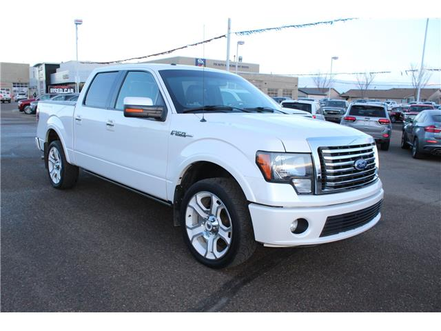 2011 Ford F-150 Lariat Limited (Stk: 112233) in Medicine Hat - Image 1 of 21