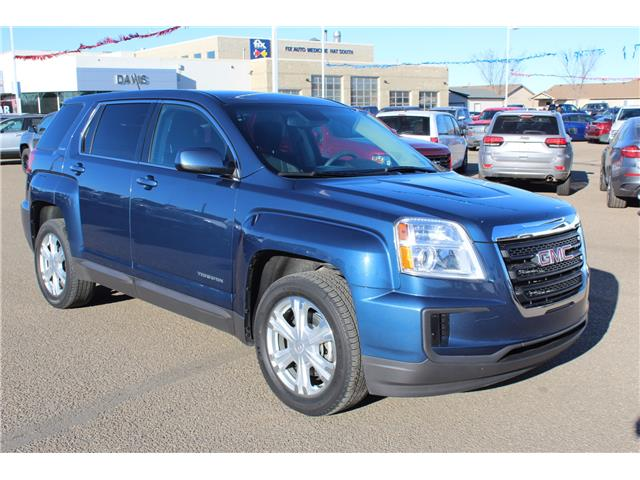 2017 GMC Terrain SLE-1 (Stk: 147450) in Medicine Hat - Image 1 of 20