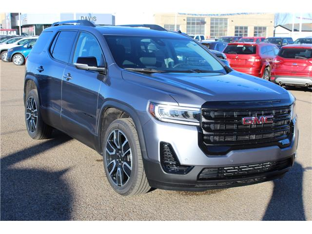 2021 GMC Acadia SLE (Stk: 187545) in Medicine Hat - Image 1 of 21