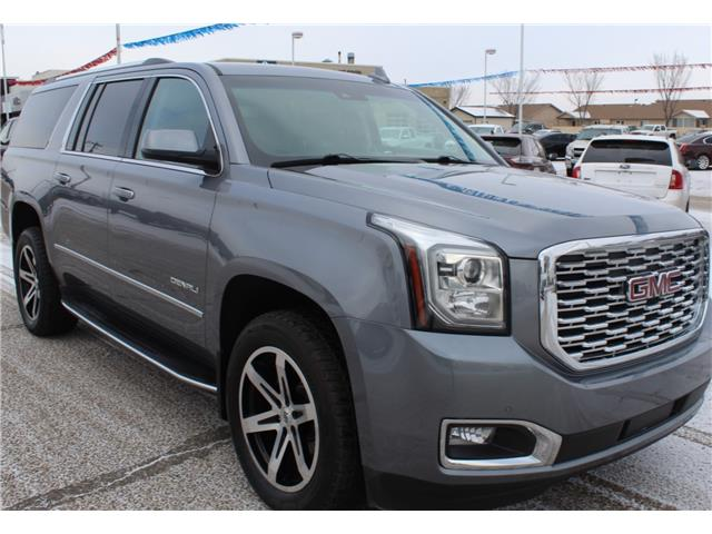 2018 GMC Yukon XL Denali (Stk: 161993) in Medicine Hat - Image 1 of 27