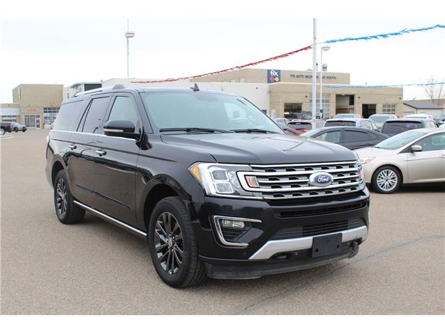 2019 Ford Expedition Max Limited (Stk: 189208) in Medicine Hat - Image 1 of 26