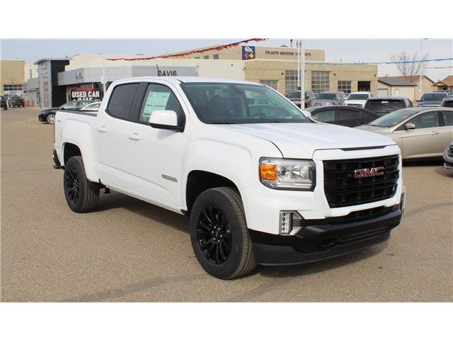 2021 GMC Canyon Elevation (Stk: 189111) in Medicine Hat - Image 1 of 20