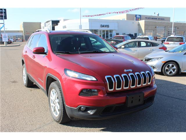 2017 Jeep Cherokee North (Stk: 188832) in Medicine Hat - Image 1 of 22