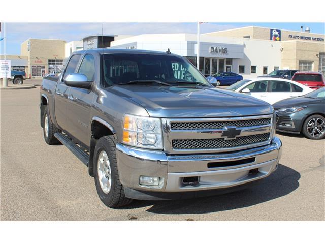 2012 Chevrolet Silverado 1500 LT (Stk: 130893) in Medicine Hat - Image 1 of 18