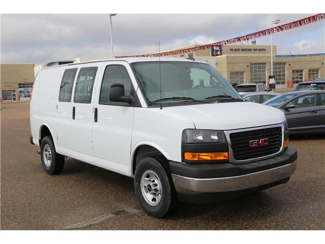 2021 GMC Savana 2500 Work Van (Stk: 188811) in Medicine Hat - Image 1 of 16