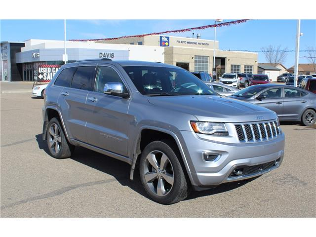 2014 Jeep Grand Cherokee Overland (Stk: 189498) in Medicine Hat - Image 1 of 21
