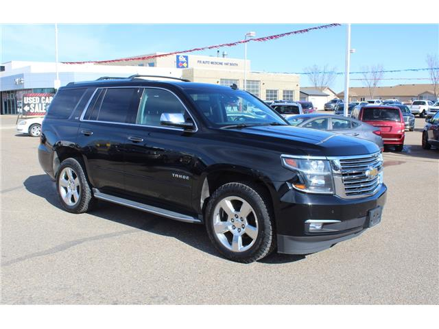 2015 Chevrolet Tahoe LTZ (Stk: 189663) in Medicine Hat - Image 1 of 35