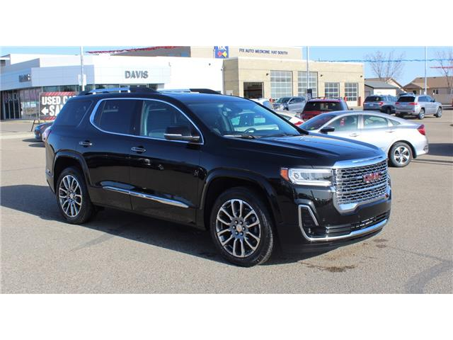 2021 GMC Acadia Denali (Stk: 189302) in Medicine Hat - Image 1 of 36