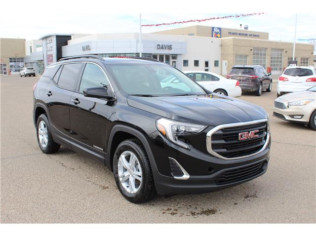 2021 GMC Terrain SLE (Stk: 189421) in Medicine Hat - Image 1 of 30