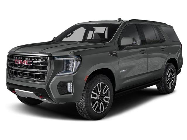 2021 GMC Yukon AT4 (Stk: 190474) in Medicine Hat - Image 1 of 3