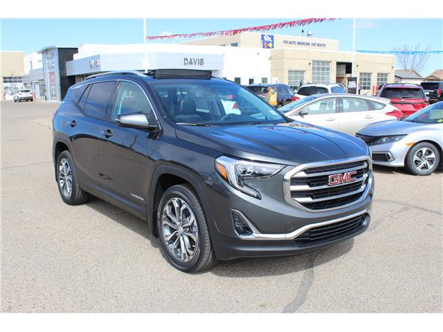 2021 GMC Terrain SLT (Stk: 189422) in Medicine Hat - Image 1 of 34